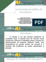 Melhoria Do Transporte Público de Guarapuava