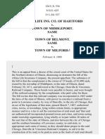 Aetna Life Ins. Co. v. Middleport, 124 U.S. 534 (1888)
