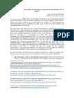 Balance. Problemas Jurídicos Para La Implementación Del Derecho a La Consulta 28 04 2016