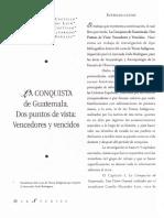 Historia de La Conquista de Suchitepeque,