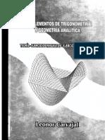 514.12 - Complementos de Trigonometría Y Geometría Analítica - Ejercicios Resueltos y Propuestos - Leonor Carvajal