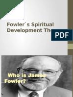 [Psych]Fowler`s Spiritual Development Theory