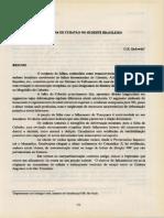 A MEGAFALHA DE CUBATÃO NO SUDESTE BRASILEIRO