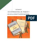 Acto Dia de La Constitucion