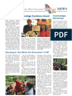 Global Eco Village Network News, Issue 45