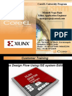 Xilinx Training@MSCE