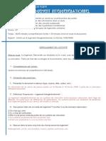 CE Logement Inter Prof, document