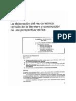 Capítulo 3. Metodología de La Investigación. Construcción de Un Sistema Categorial.