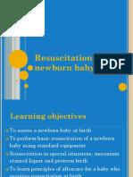 Neonatal Resus1
