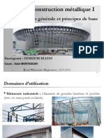 Cours de Construction Metallique I