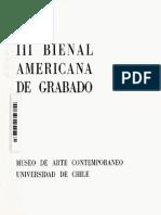 II Bienal Americana de Grabado