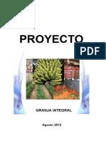 Produccion de Alimentos Granja Integral 2 Puentes
