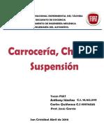 Carroceria Chasis Suspension