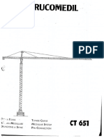 GTS484 Crane Manual