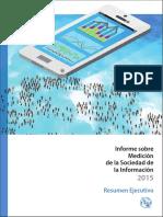 InformeMediciónSociedadInformacion2015
