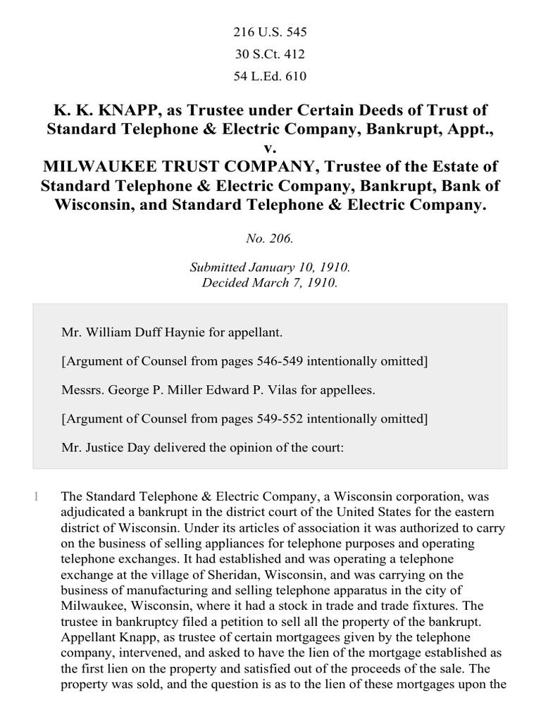titling trust assets in bankruptcy