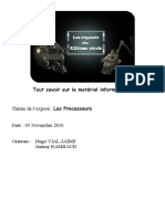 01 Les Processeurs 64 Bits Et Multicoeurs RAMBAUD VIALJAIME