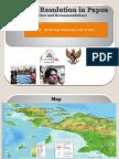 Papua Conflict Analysis