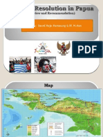 Papua Conflict Analysis