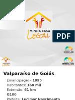 Minha Casa Legal Valparaiso de Goias