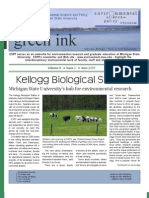 Green Ink Newsletter, Spring 2009