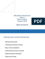 Mercadeo Internacional 2