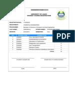 CourseRegistration DARAMOLA Oluwadamilola