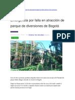 Emergencia Parque El Salitre