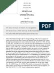 Leary v. United States, 253 U.S. 94 (1920)