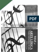 Voz e Arte Lirica -