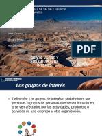 Cerro Verde y Sus Grupos de Interes