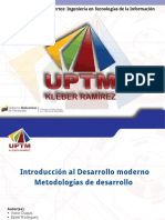 1 - Seminario - Introducción Al Desarrollo Moderno