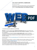 Tutorial Web 1&1