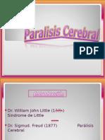 Paralisis Cerebral Clase UNAP