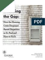 (2012) Widening the Gap