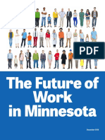 (2014) The Future of Work of Minnesota