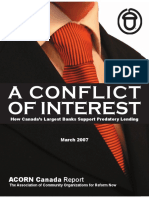 (2007) A Conflict of Interest