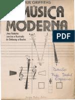 A Musica Moderna - Uma Historia Concisa e Ilustrada de Debussy a Boulez - Capitulo 1
