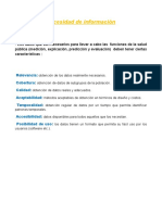 Caracteristicas de Las Funciones de Salud Publica