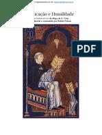 Didascalicon - Hugo de St. Vítor