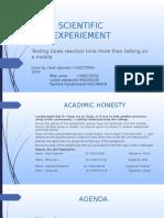 scientific experiement - copy