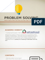 problem solving-final