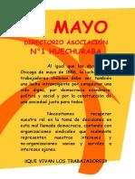 1 Mayo 2016 - Huechuraba