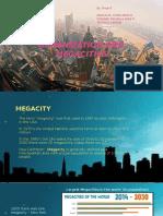 Urbanization and Megacities