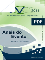 2011WorkshopDeVisaoComputacional