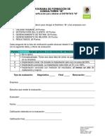 3.- Lista de Verificación Moderniza 2008