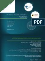 Encuesta de Ciudadania, Democracia y Narcoviolencia 2011