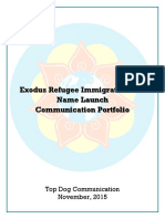 communication portfolio