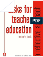 Tasks for Teacher Education - Trainers Book