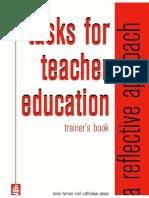 Tasks for Teacher Education - Trainers Book